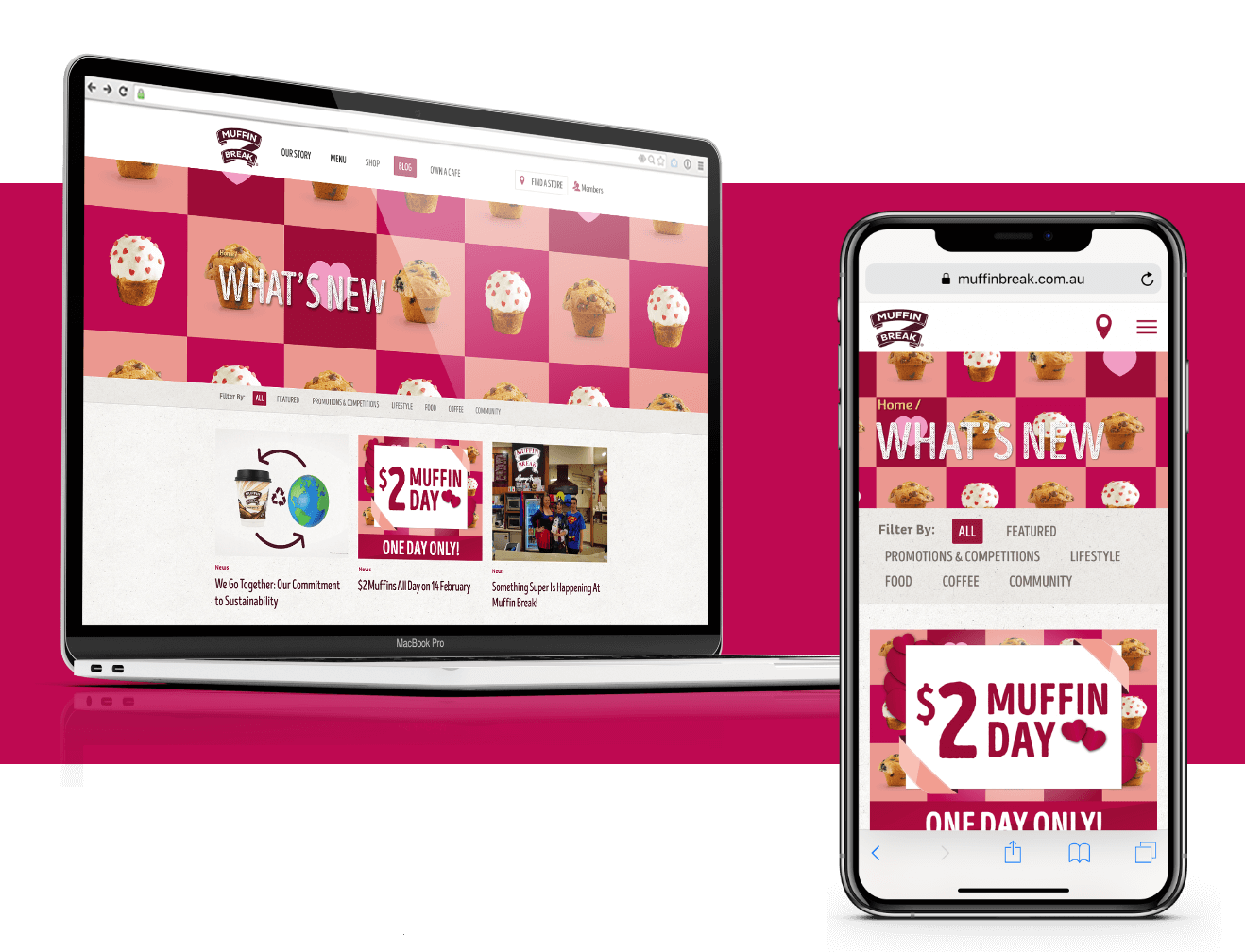$2 Muffin Day Digital Campaign Earns 53% Uplift in Sales