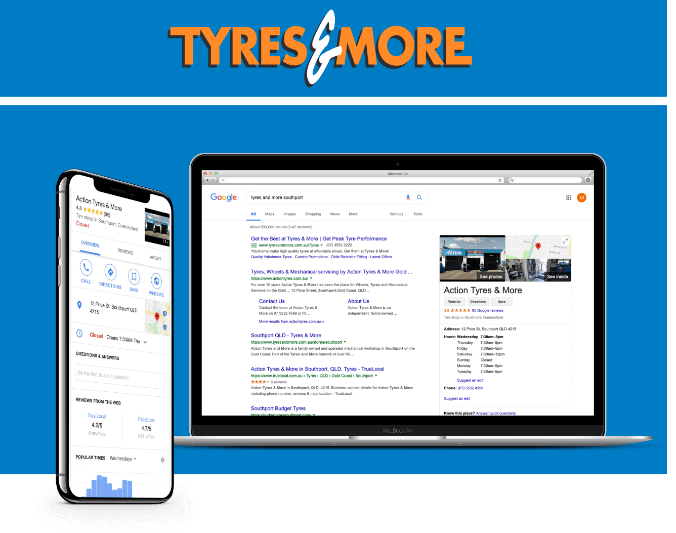 Tyres & More Search Campaign Drives 72% Increase in Leads
