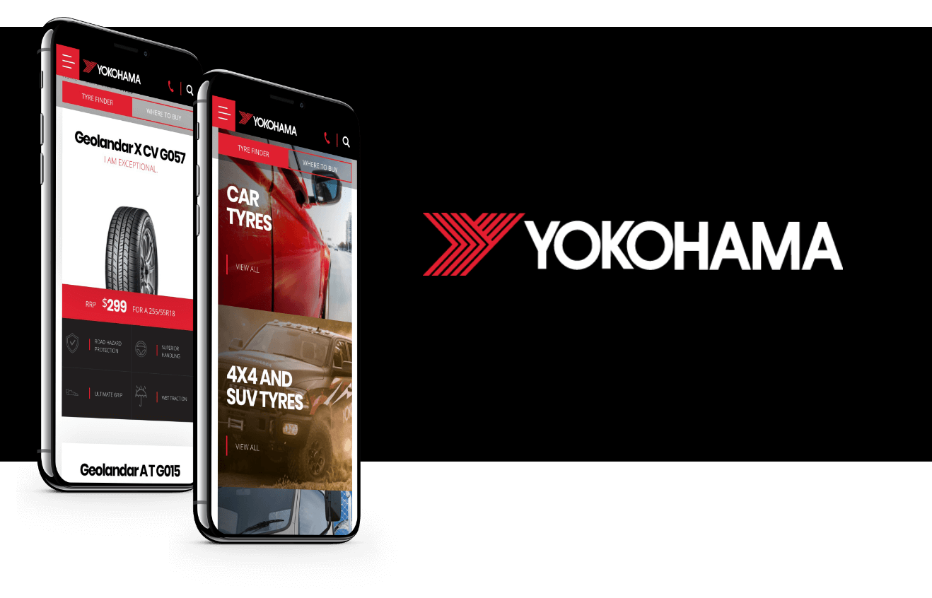 Yokohama Brand Awareness Campaign Increases Web Traffic 18% YOY