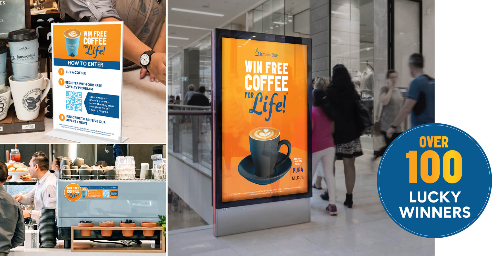 Creating a Coffee Hero: Jamaica Blue 'Coffee for Life' Campaign